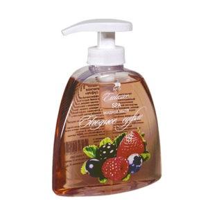 Мыло жидкое «Ягодное суфле»